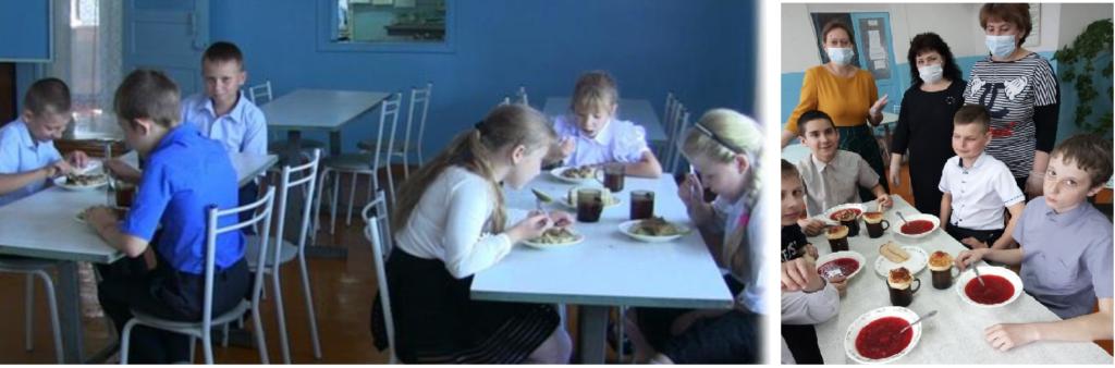 ф. детей в столовой
